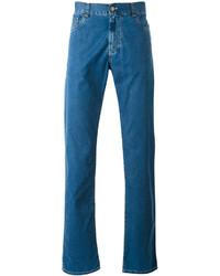 blaue Jeans von Canali