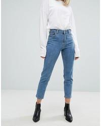 blaue Jeans von Dr. Denim