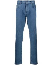 blaue Jeans von Ermenegildo Zegna