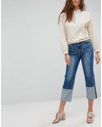 blaue Jeans von Evidnt