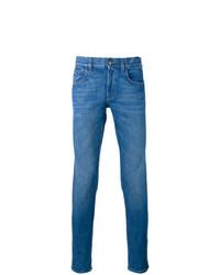 blaue Jeans von Gucci