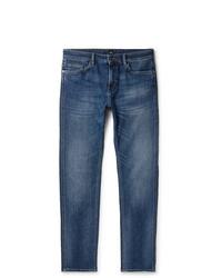 blaue Jeans von Hugo Boss