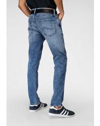 blaue Jeans von Jack & Jones