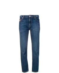 blaue Jeans von Kenzo