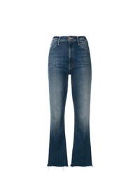 blaue Jeans von Mother