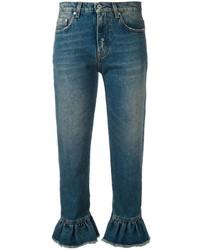 blaue Jeans von MSGM