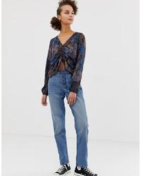 blaue Jeans von Noisy May