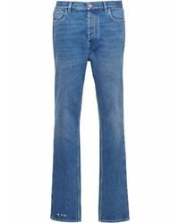 blaue Jeans von Prada
