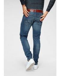 blaue Jeans von Q/S designed by