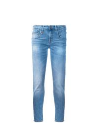 blaue Jeans von R13