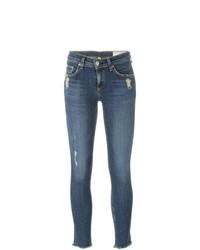 blaue Jeans von Rag & Bone