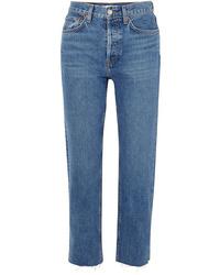 blaue Jeans von RE/DONE