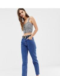 blaue Jeans von Reclaimed Vintage