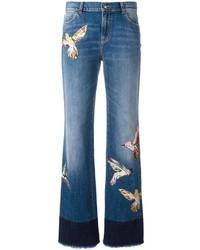 Blaue Jeans von RED Valentino