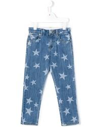 blaue Jeans von Stella McCartney