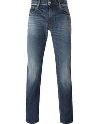 blaue Jeans von Stone Island