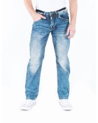 blaue Jeans von Timezone