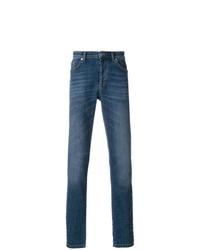 blaue Jeans von Versace Collection