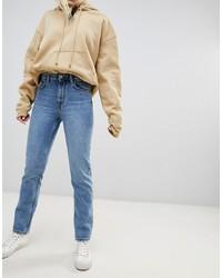 blaue Jeans von Weekday