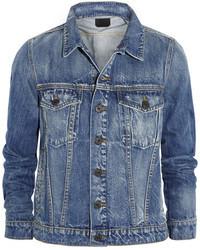 Blaue jeansjacke original 1371219