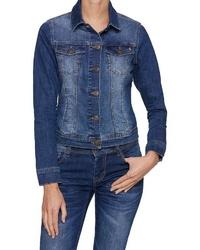 blaue Jeansjacke von BLUE FIRE