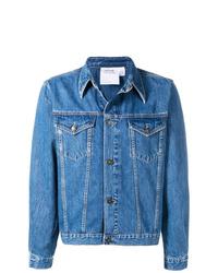 blaue Jeansjacke von Calvin Klein Jeans Est. 1978