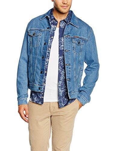 blaue Jeansjacke von Carrera