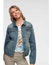 blaue Jeansjacke von CHEER