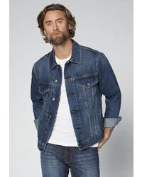 blaue Jeansjacke von Colorado Denim