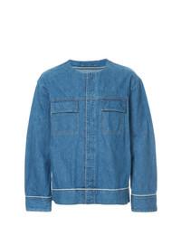 blaue Jeansjacke von GUILD PRIME