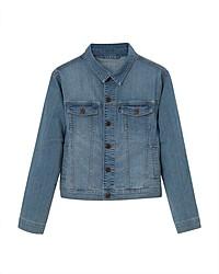 blaue Jeansjacke von Lexington