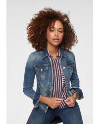blaue Jeansjacke von LTB