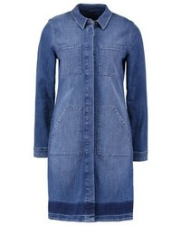 blaue Jeansjacke von Only