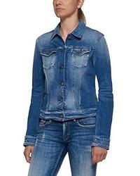 Blaue Jeansjacke von Replay