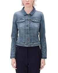 Blaue Jeansjacke von s.Oliver