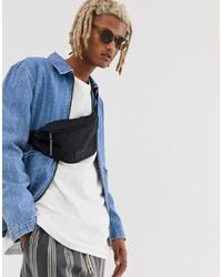 blaue Shirtjacke aus Jeans von ASOS DESIGN