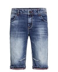 blaue Jeansshorts von Camp David