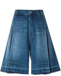 Blaue Jeansshorts von Diesel