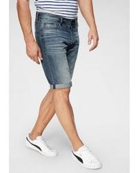 blaue Jeansshorts von G-Star RAW