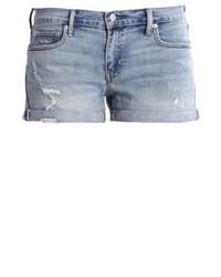 Blaue Jeansshorts von Gap