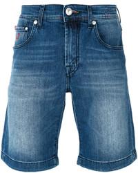 blaue Jeansshorts von Jacob Cohen