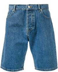 blaue Jeansshorts von Kenzo