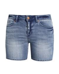 Blaue Jeansshorts von Only
