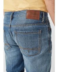 blaue Jeansshorts von s.Oliver