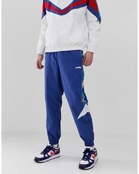 blaue Jogginghose von Diadora