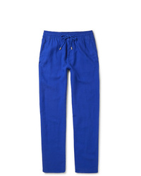blaue Jogginghose von Vilebrequin