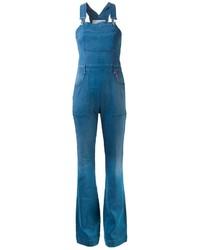 blaue Latzhose von Stella McCartney
