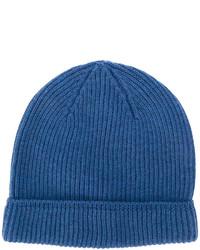 blaue Mütze von Canali