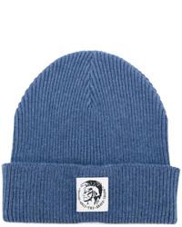 blaue Mütze von Diesel
