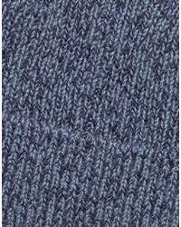 blaue Mütze von Asos
